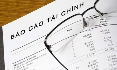 Giải trình lợi nhuận sau thuế BCTC quý IV năm 2019